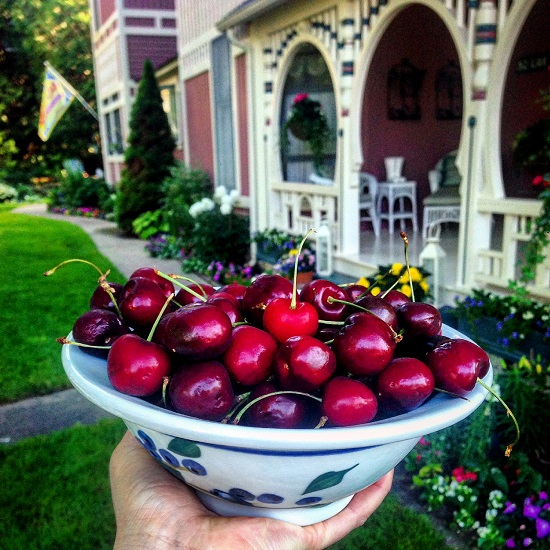 Like a Bowl of Cherries