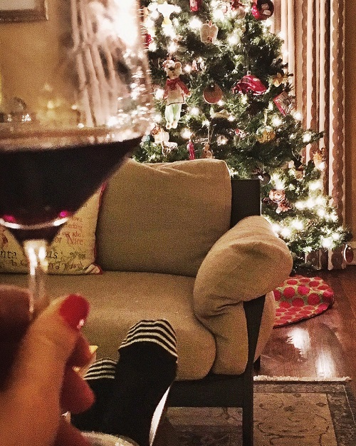 Wine and the Tree